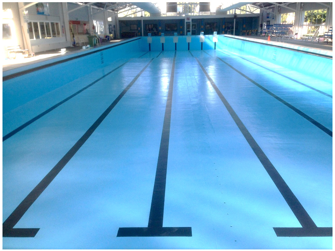 Resurfacing Council Pools Luxapool 174 Pool Paint