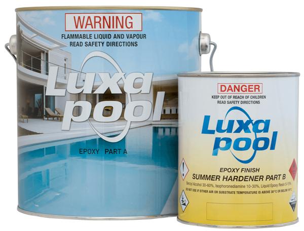 LUXAPOOL® - Australia's Leading Premium Pool Paint