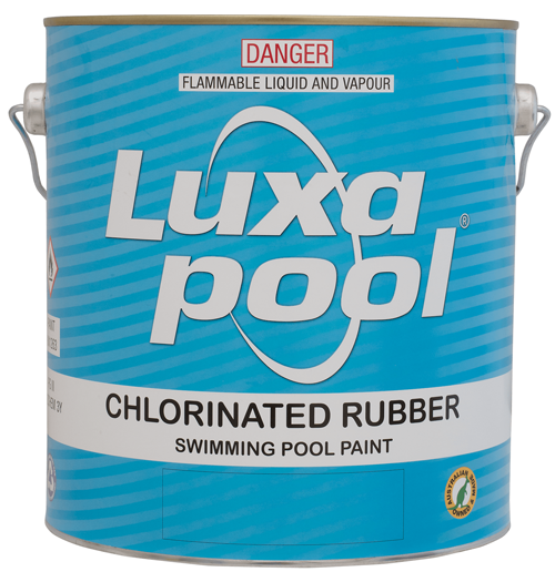 Luxapool 174 Chlorinated Rubber Coating Luxapool 174 Pool