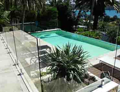 Mosman Domestic Pool Painted With Luxapool Epoxy Swimming Pool Paint In Riversand Colour