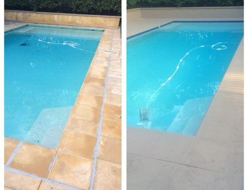 Luxapool 174 Pool Paintpool Surrounds Renovated Over