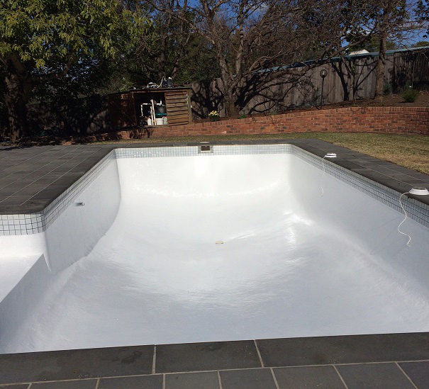 Luxapool 174 Pool Paintdomestic Pool Resurfaced With Luxapool