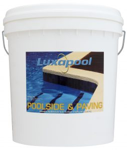 15 L LUXAPOOL Poolside & Paving